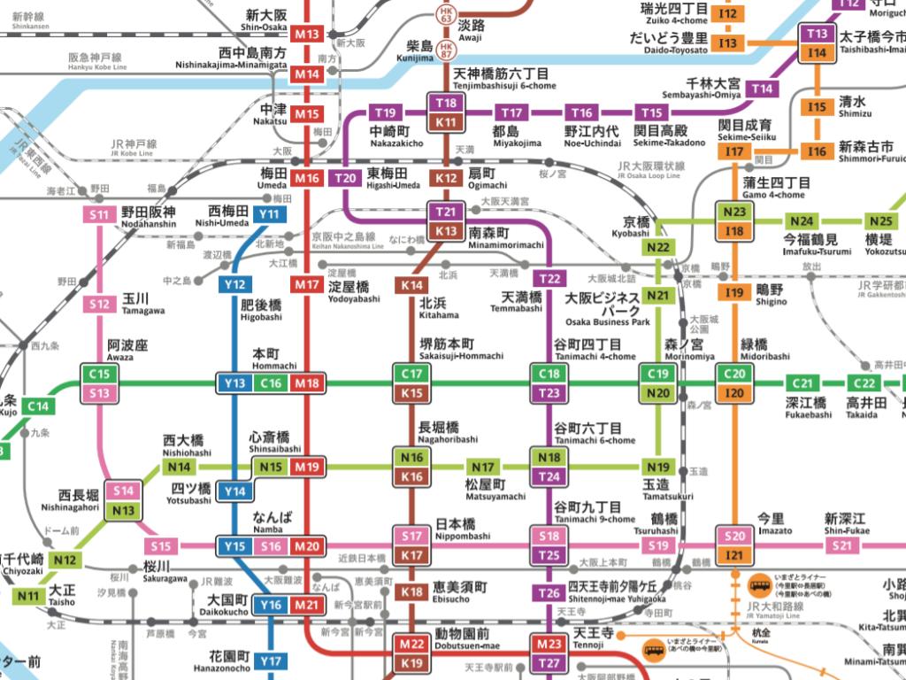 住吉大社アクセス地下鉄