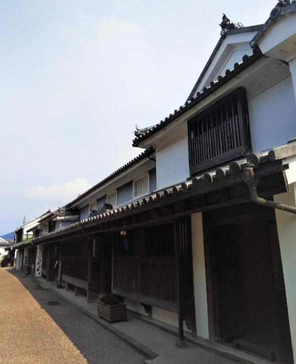 徳島県うだつの町並み観光