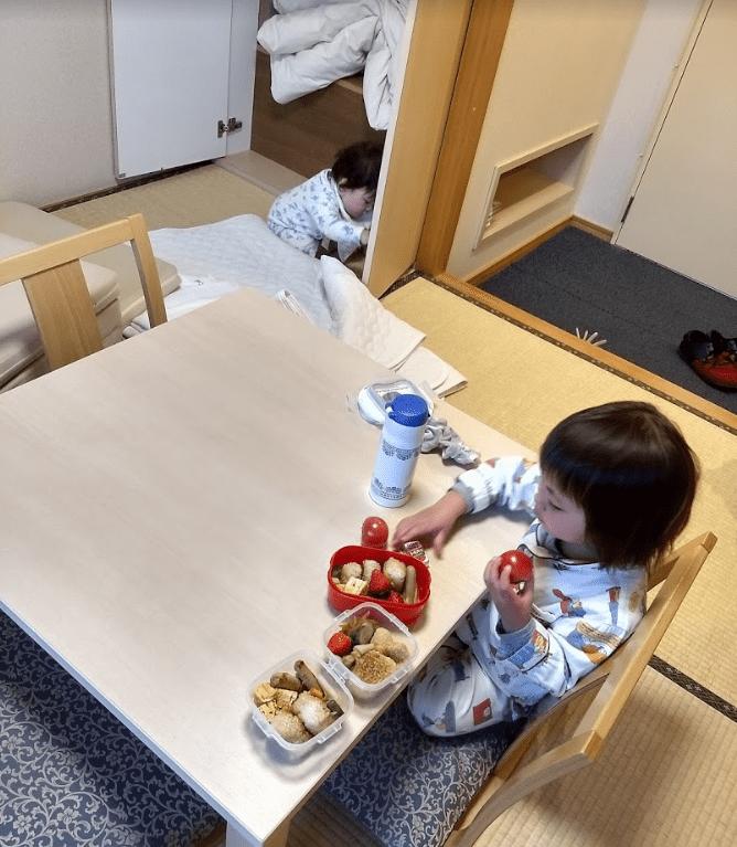阪九フェリー「いずみ」で赤ちゃん連れに人気のお部屋は?授乳室やキッズルームの情報も