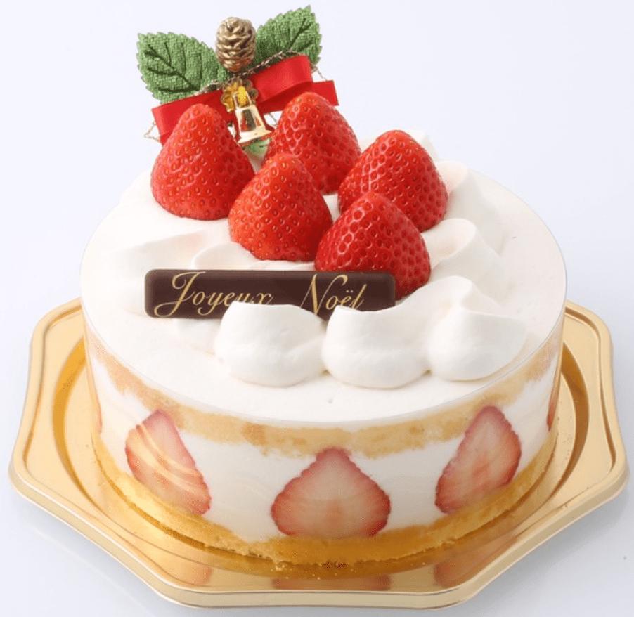 ヴィタメール大丸東京店のクリスマスケーキ予約方法ケーキの値段や種類フレーズ・ド・ヴィタメール