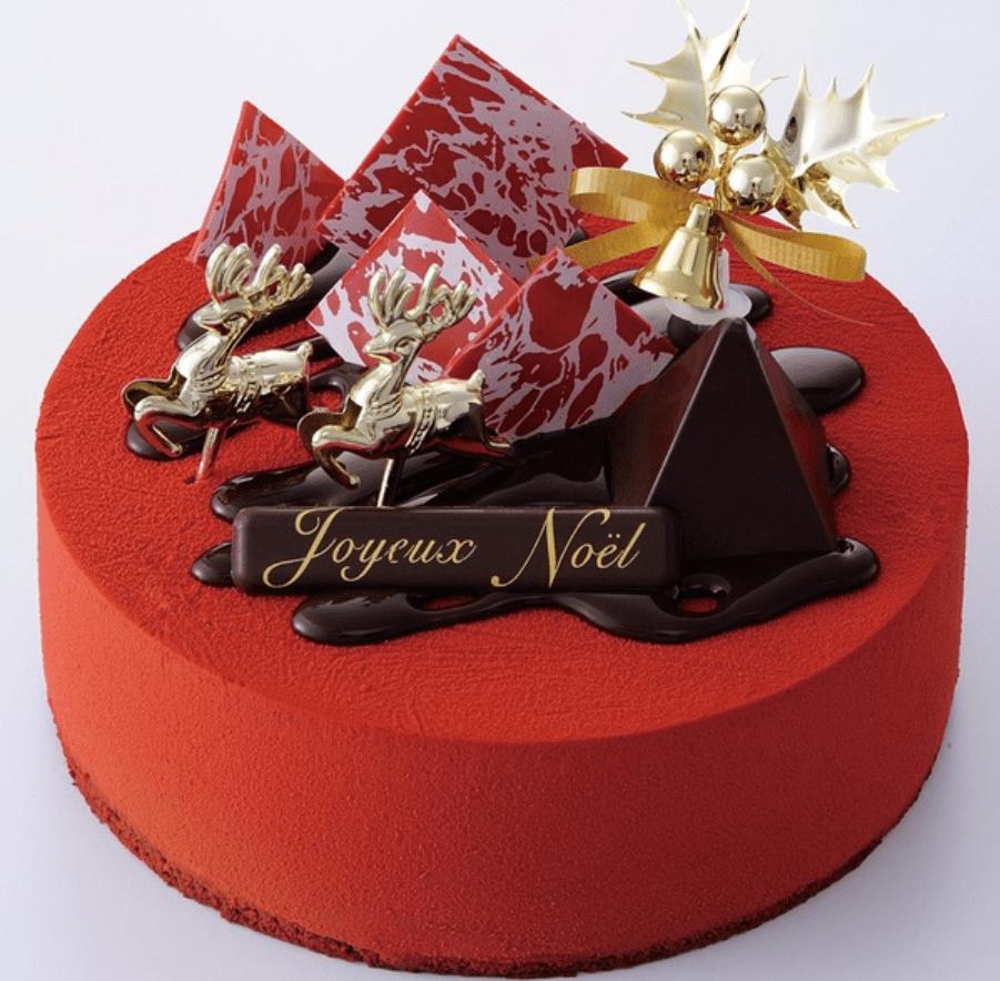 ヴィタメール大丸東京店のクリスマスケーキ予約方法ケーキの値段や種類
